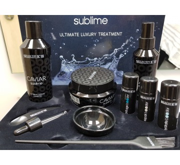 ULTIMATE LUXURY CAVIAR SUBLIME SET kompletní set řady CAVIAR SUBLIME
